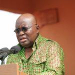 President Akufo-Addo condemns violent political attacks in Asunafo South