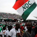 Top NDC Executives resign from party