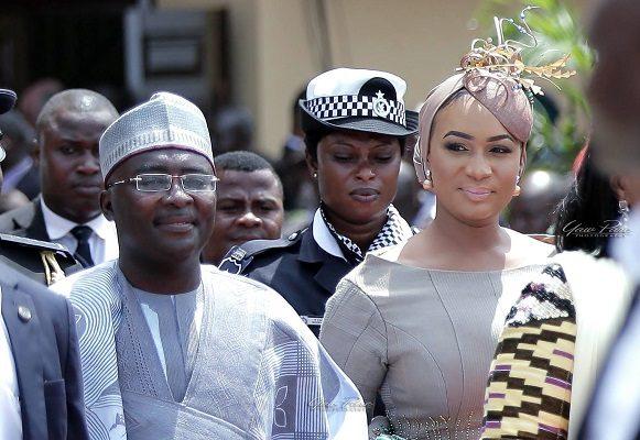 "My husband ""mischievously"" misquoted, he never said don't borrow - Samira Bawumia"