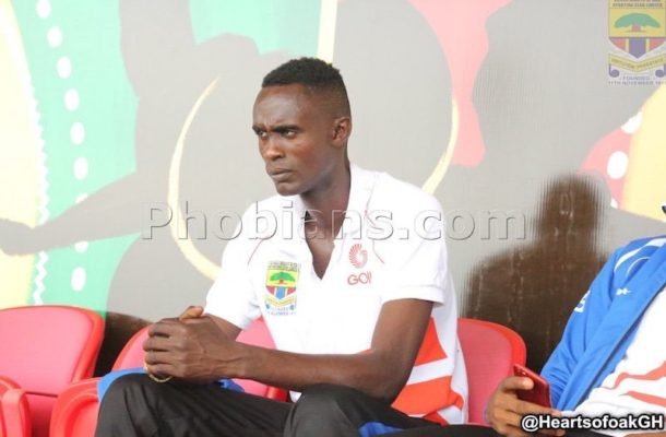 Hearts of Oak complete signing of Ivorian import Camara Nguessan