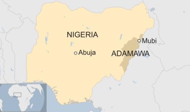 Mosque bomb attack kills 20 in Nigeria