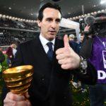 Arsenal appoint former PSG boss Unai Emery as head coach