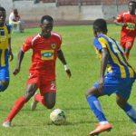 Asante Kotoko axe misfiring forward Mawuli Osei