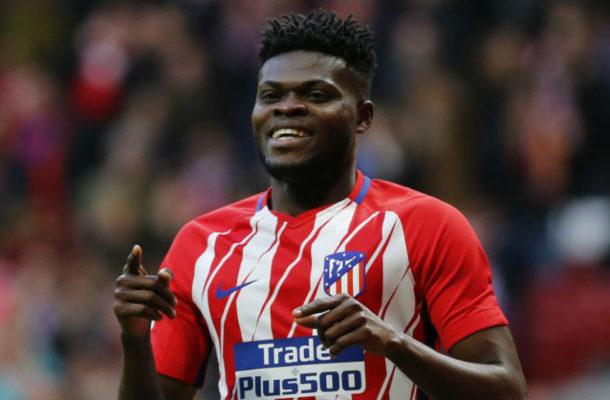 Thomas Partey pops up on Inter Milan radar