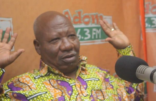 RTI Bill: Ministers with 'girlfriends' must be careful - Allotey Jacobs