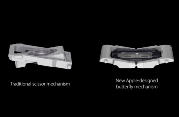 Apple hit with lawsuit over 'completely reinvented' Macbook keyboard
