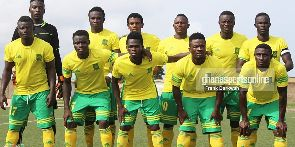 Ebusua Dwarfs beat AshantiGold to end winless streak