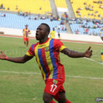 Patrick Razak wins Hearts Player of the Month for April