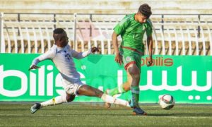 PHOTOS: Ghana hold Algeria to 0-0 draw in first leg of AYC qualifier