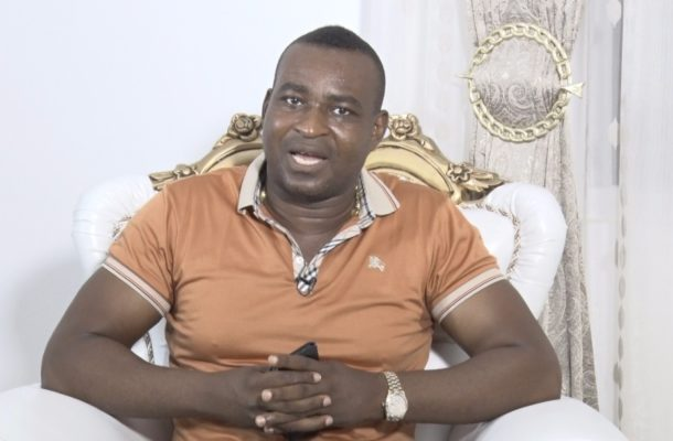 I 'fed' Mahama's brother, when he was 'neglected' - Chairman Wontumi