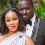Chris Attoh and ex wife actress Damilola Adegbite resolve differences as she wishes him a happy birthday on IG