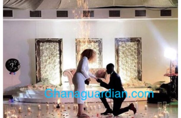 EXCLUSIVE: Ghana star Edwin Gyasi engaged to long-term girlfriend