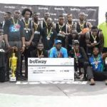 Maiden edition of Betway Community Basketball held in Takoradi