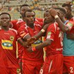 Kotoko cruise to 2-0 win over Elmina Sharks