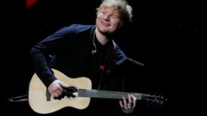 Ed Sheeran wins big at emotional billboards