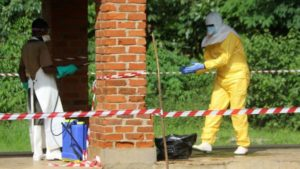 WHO in emergency health talks as Ebola spreads