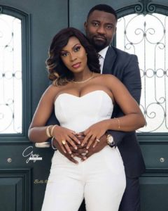 PHOTOS: John Dumelo and bride warm hearts with beautiful wedding photos