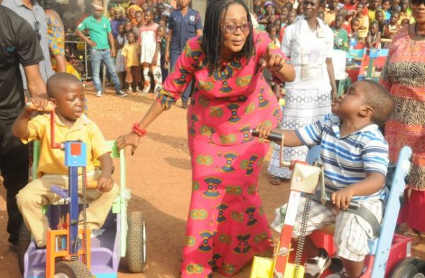 Mother's day: Be a mother to someone - Lordina Mahama