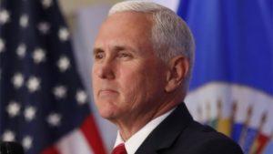 North Korea calls Pence comments 'stupid'