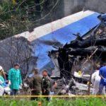 Havana plane crash leaves more than 100 dead