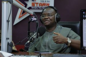 NDC Polls: Mahama was unwilling to contest, he was forced - Sly Mensah