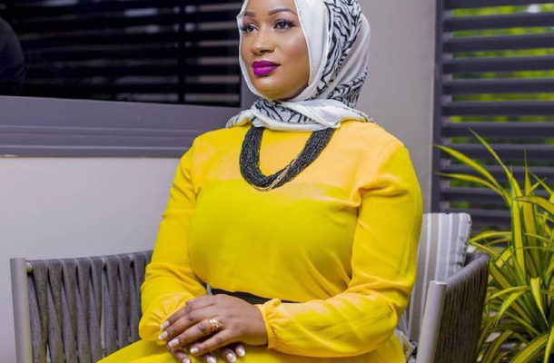 I worry about the discourse of my fashion sense - Samira Bawumia reveals