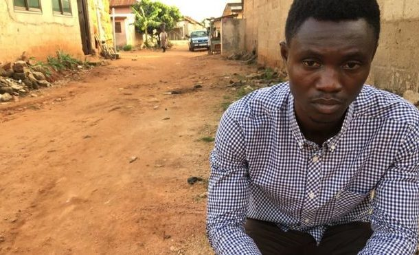 Ghanaian shoe seller vows to bring Jammeh to justice