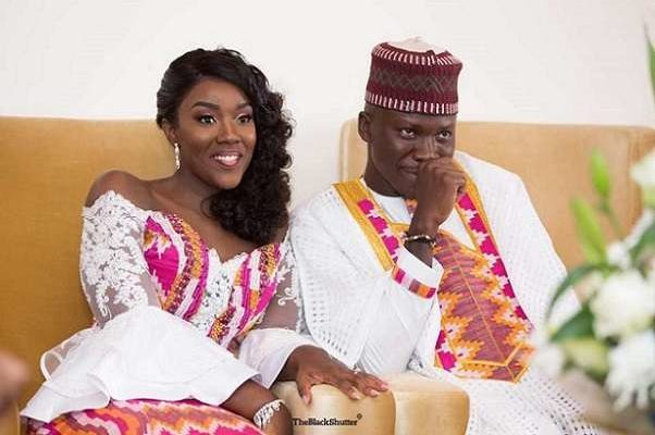 Stonebwoy and wife celebrate 2nd wedding anniversary with heartwarming message