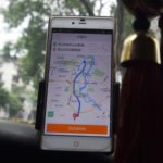 China car app plans change after murder