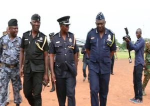 GAF, Ghana Police Service vow to deal with rioting officers