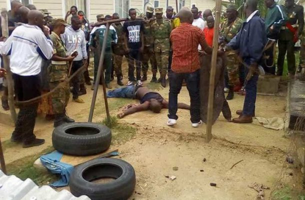 PHOTOS: Soldier kills wife, commits suicide after discovering two of his children were fathered by his boss