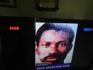 BREAKING: Real PHOTOS of Anas Aremeyaw revealed by Kennedy Agyapong