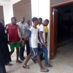 Bantama Gang rape: 20-year-old jailed 7 years