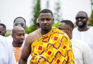 MORE PHOTOS: John Dumelo and Mawunya's Traditional Marriage ceremony