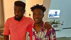 Sarkodie, Fancy Gadam, pop up in GIJ's end of semester exams