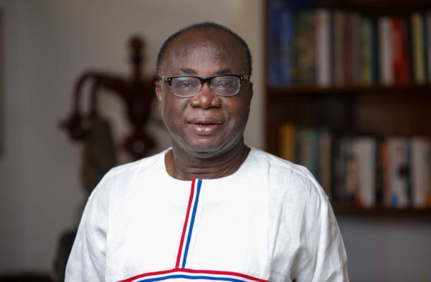 Freddie Blay renounces CPP, says he is the Joseph of NPP