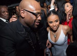 Floyd Mayweather gives his daughter a $5 million gift for her 18th birthday