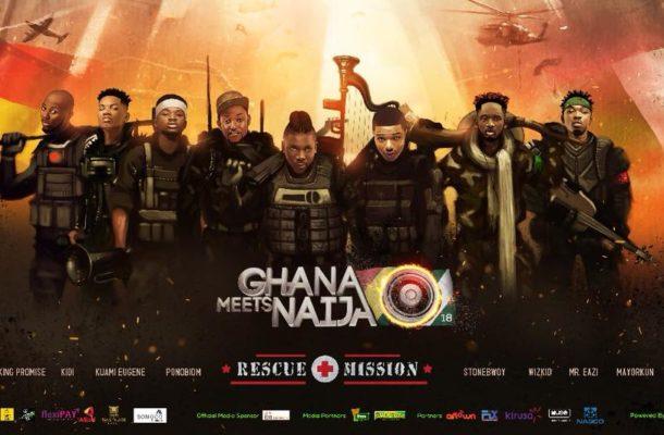 Ghana Meets Naija moves to bigger venue, FANTASY DOME to host 2018 edition