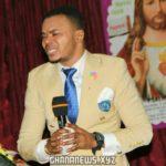 SHOCKER: Ghanaian pastor Obinim reveals his heaven visit to clash with Angel Gabriel - VIDEO