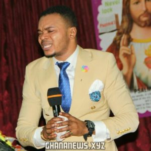 SHOCKER: Ghanaian pastor Obinim reveals his heaven visit to clash with Angel Gabriel - VIDEO