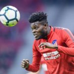 Athletico Madrid in talks with Thomas Partey on contract extension