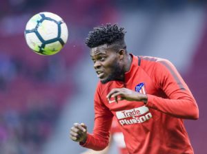 Arsenal closes in on €50M Partey deal