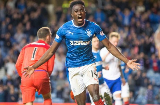 Rangers outcast Joe Dodoo speaks about life with the Glasgow giants