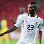 Ghanaian defender Harrison Afful celebrates 31st birthday today