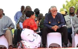 VIDEO: 'Hypocrite', 'Crook' Anita Desoso lucky I spared her more insults - Rawlings booms