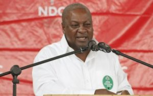 Mahama congratulates victorious NDC executives; urges them to work ahead of massive 2020 victory