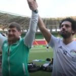 World Cup 2018: Egypt's Mohamed Salah becomes 'honorary citizen of Chechnya'