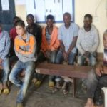 4 Chinese, 5 Ghanaian illegal miners arrested by Operation Vanguard