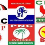 Trust in African Political Parties low