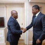 Akufo-Addo, Conde urge Togo politicians to suspend street protests